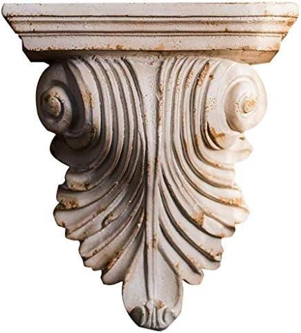 ZWJ-キャンドルスタンド 壁掛け燭台リビングルームの庭の装飾金具クラシックキャンドルホルダー