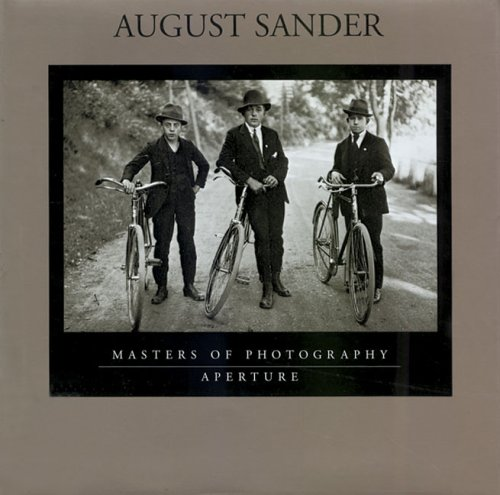 August Sander: Trade Hardcover (Aperture Masters of Photography)