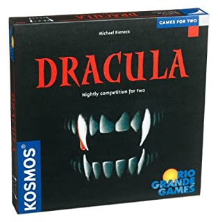 Rio Grande Games Dracula (B0006HCWG2) | Amazon price tracker / tracking, Amazon price history charts, Amazon price watches, Amazon price drop alerts