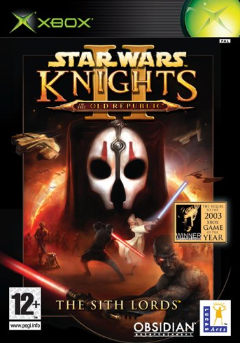 Star Wars: Knights of the Old Republic II - Sith Lords (Xbox) (Star Wars Kotor 2)