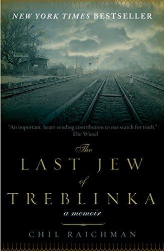 Amazon the last jew of treblinka a memoir ebook chil rajchman the last jew of treblinka a memoir by rajchman chil fandeluxe Gallery
