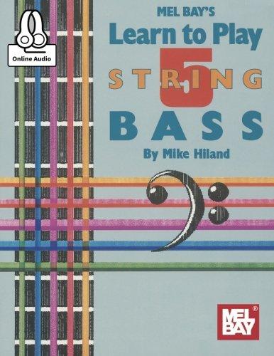 Learn Play 5 String Bass Hiland