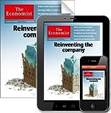 The Economist - Print & Digital Bundle - Magazine Subscription from MagazineLine (Save 79%)