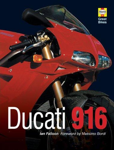 Ducati 916 - 4