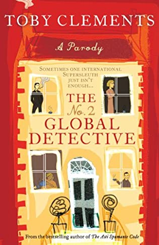 book cover of The No.2 Global Detective