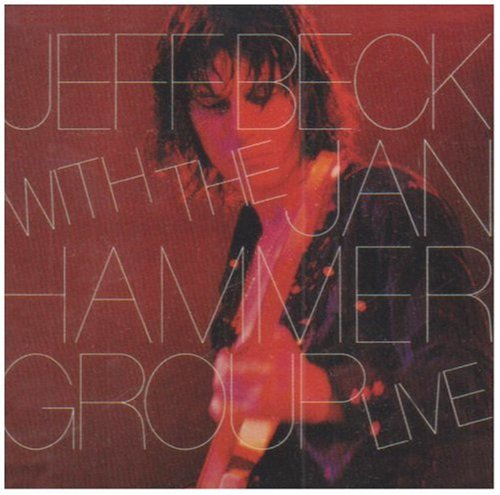 CD : Jeff Beck - Live with the Jan Hammer Group (CD)