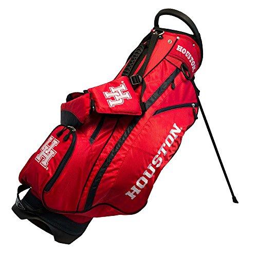 NCAA Houston Fairway Golf Stand Bag by Team Golf
