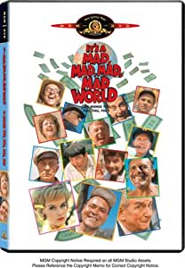 It's a Mad Mad Mad Mad World (2004) Spencer Tracy; Mickey Rooney