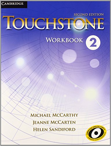 Touchstone Level 2, Workbook