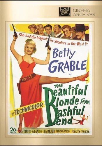 Beautiful Blonde From Bashful Bend by Twentieth Century Fox Film Corporation by Preston Sturges by Twentieth Century Fox Film Corporation