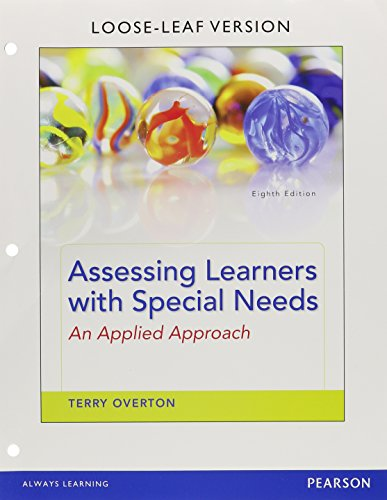 Assessing Learn.W/Special... Text (Ll)