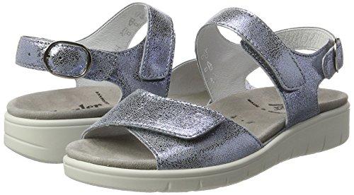 wolke Blau Ankle Dunja Women''s Semler Strap Sandals wxZRYEqX