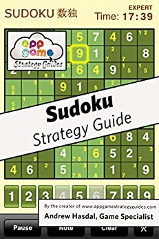 Sudoku Strategy Guide become expert ebook product image