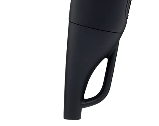 Rowenta Powerline Elite CV5012 2200W Negro - Secador de pelo (Negro, Con agujero en la empuñadura para colgar, 1,8 m, 2200 W, 108 pieza(s), 6 pieza(s)): ...