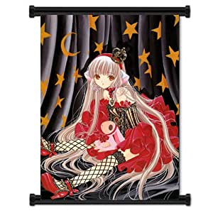 """Chobits Anime Fabric Wall Scroll Poster (32""""x44"""") Inches"""