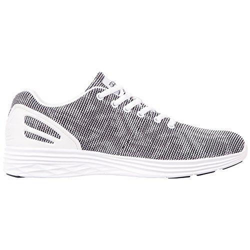 Weiß Trust Black Kappa White KNT 1011 Sneaker Erwachsene Unisex xq0rwqX