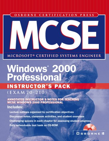 Download Mcse Windows Professional Instructor's Pack pdf epub
