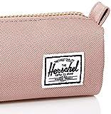 Herschel Settlement Pencil Case, Pink Ash