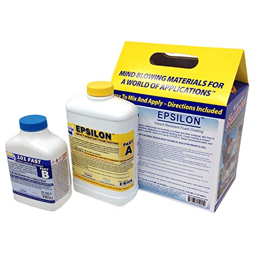 Smooth-On Epsilon EPS Foam Brushable Epoxy Coating Trial Size Unit