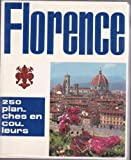 Florence: Cradle of the Italian Art by Loretta Santini front cover