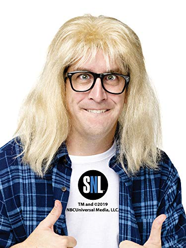InCharacter SNL Garth Algar Wig - ST by Fun ()