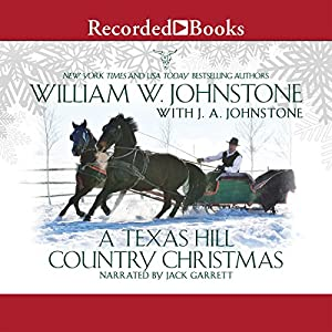 A Texas Hill Country Christmas Audiobook