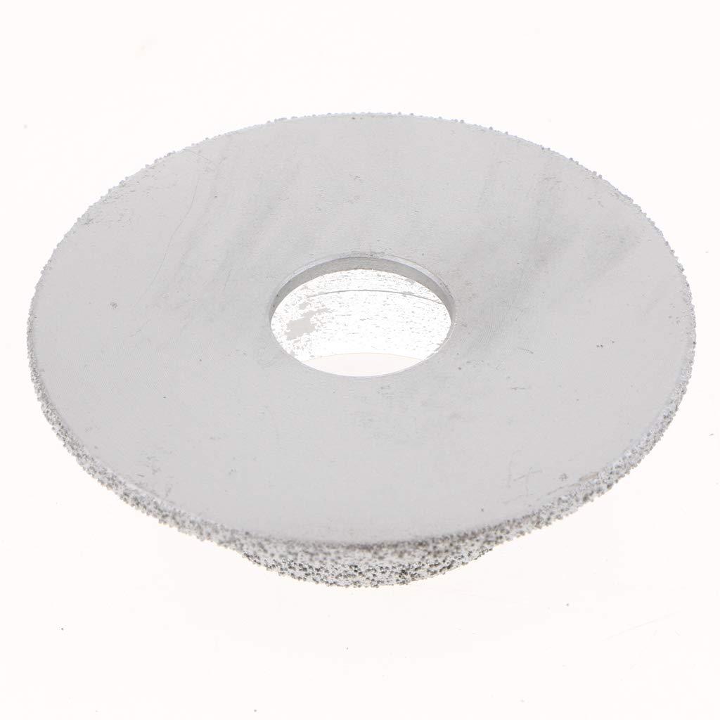 20mm Round as described SM SunniMix 70mm X70mm Diameter Diamond Grinding Wheel Convex Curve BRAZED for Stone Ceremics