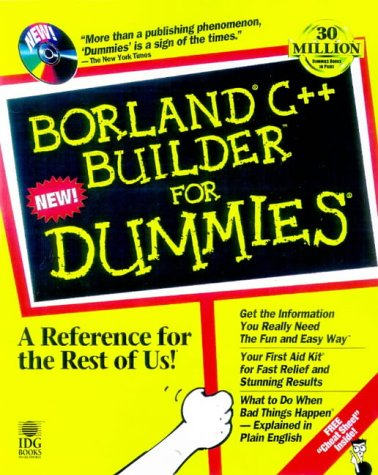 Borland C++ Builder 3 For Dummies (For Dummies Series) by For Dummies