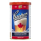 Coopers DIY Beer Canadian Blonde Homebrewing Craft Beer Brewing Extract