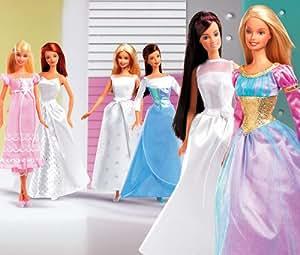amazoncom barbie in the nutcracker 2gown fashion
