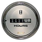 Faria Kronos 2'' Hourmeter (10,000 Hrs) (12-32 VDC)