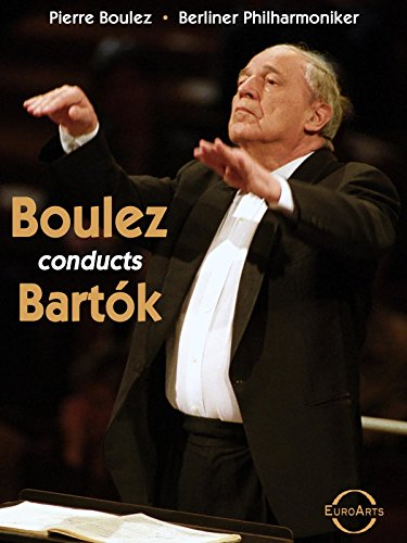 Boulez Conducts Bartók (No Dialog)