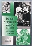Pacific Northwest Women..., Jean Ward, 0870713930