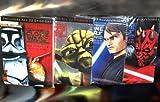 Star Wars The Clone Wars (Seasons 1-4)