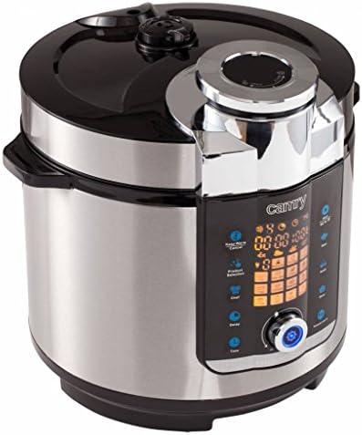 Multicook Pro Cocina, Multiuso 6 litros 19 programas automáticos, Cocina de arroz: Amazon.es: Electrónica