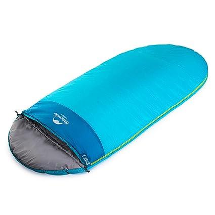 XFF Saco de Dormir Adulto al Aire Libre Engrosamiento Solo Extra Grande Saco de Dormir Interior