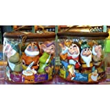 Disney Snow White and the Seven Dwarfs Bath Toys