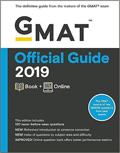 Gmat Book