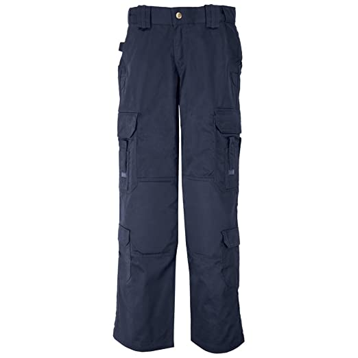 ce30f931 5.11 Tactical Women's EMS Uniform Work Pants, Poly-Cotton Twill Fabric,  Style 64301