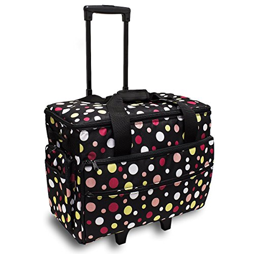 BlueFig TB19 Sewing Machine Trolley (Dottie) by Bluefig