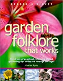 Garden Folklore That Works, Charlie Ryrie, 0762102993