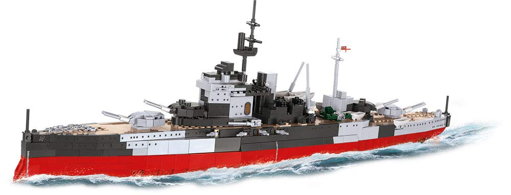 COBI World of Warships HMS Warsprite by COBI (Image #2)