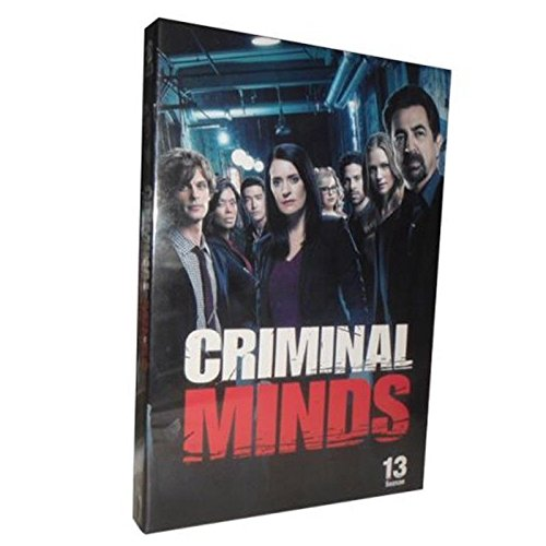 Criminal Minds Season 13 (DVD, 5-Disc Set)
