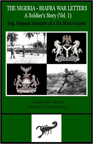 Image result for The Nigeria Biafra War Letters: A Soldier's Story