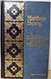 A Commentary on the Whole Bible, Matthew Henry, 0529063697
