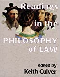 Readings in the Philosophy of Law, , 1551111799