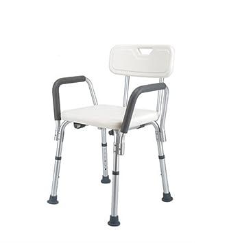 Lvmiao Silla De Ducha Medical Tool-Free Assembly Bañera De ...