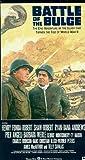Battle of the Bulge [VHS]