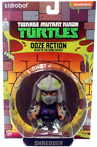 Teenage Mutant Ninja Turtles Ooze Action Series Shredder - Kidrobot Shredder