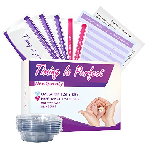 Newbornty Ovulation Strips Pregnancy Testing product image